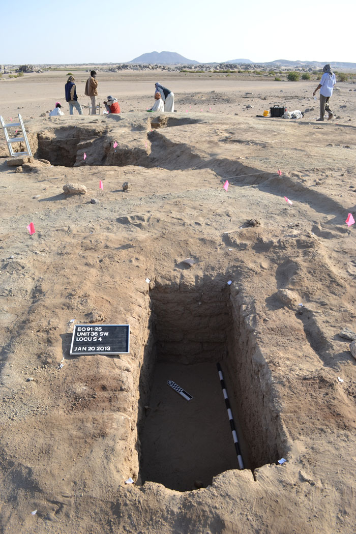 2013 Tombos Excavation